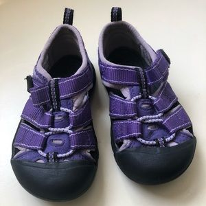 Keen Sandals-toddler girl size 7